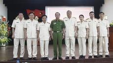 Thiếu tướng Lê Tấn Tảo giữ chức Cục trưởng Cục Cảnh sát môi trường