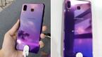 Galaxy A9 Star sao chép màu gradient của Huawei P20?
