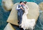 Ảnh cưới lãng mạn của Đặng Thu Thảo với chồng hơn 6 tuổi