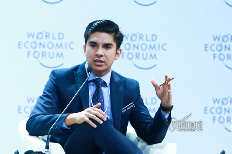 bộ trưởng Malaysia,WEF