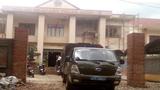 Chồng đâm chết vợ tại phiên tòa hòa giải ly hôn