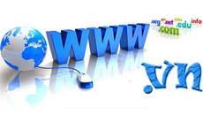 Đăng ký tên miền quốc gia '.vn' chỉ bằng 'click chuột'