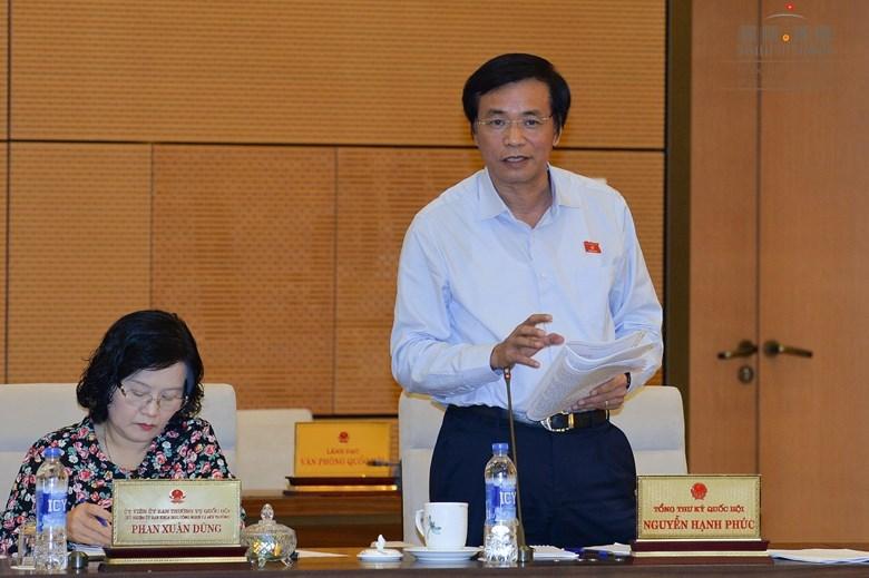 Quốc hội sẽ phê chuẩn bổ nhiệm Bộ trưởng TT&TT ngày 23/10