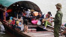 Khẩn cấp ứng phó với bão số 5 và siêu bão Mangkhut