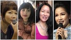 Bộ tứ Diva nhạc Việt: Người giữ được dung mạo mặn mà, kẻ tàn phai nhan sắc