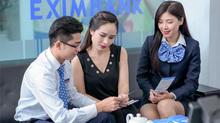 Mua sắm ở Shopee bằng thẻ quốc tế Eximbank, giảm giá 20%