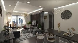 Khai trương căn hộ mẫu Eco Dream