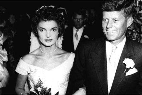 đám cưới Jacqueline Bouvier và John F. Kennedy
