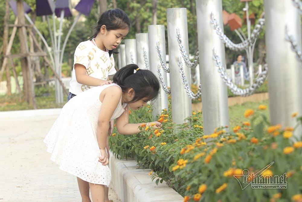 Công viên,công viên Nhân Chính,Hà Nội