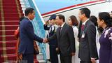 Hình ảnh lễ đón Tổng thống Indonesia thăm Việt Nam
