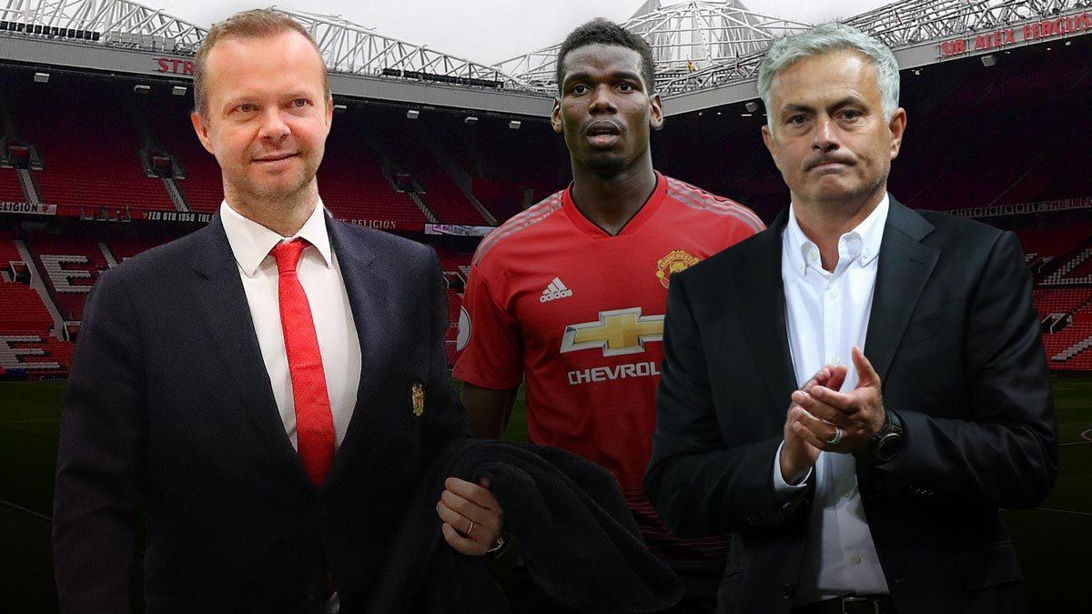 MU,Jose Mourinho,Ed Woodward