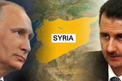 Bàn cờ Syria: Vì lợi ích, Nga không dễ gì buông bỏ