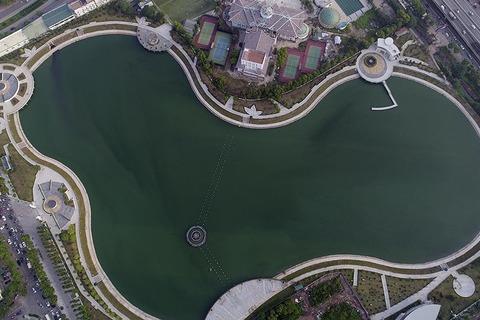 Điều đặc biệt trong công viên trăm tỷ vừa mở cửa sau 2 năm 'đắp chiếu' ở Hà Nội