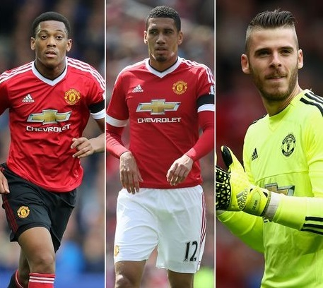 MU,De Gea,Martial,Real Madrid,Harry Kane,Tottenham