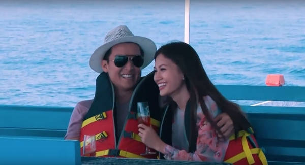 The Bachelor,Anh chàng độc thân,Quốc Trung