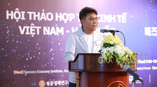 Việt - Hàn: Xây dựng nền tảng công nghiệp giải trí hàng đầu Châu Á
