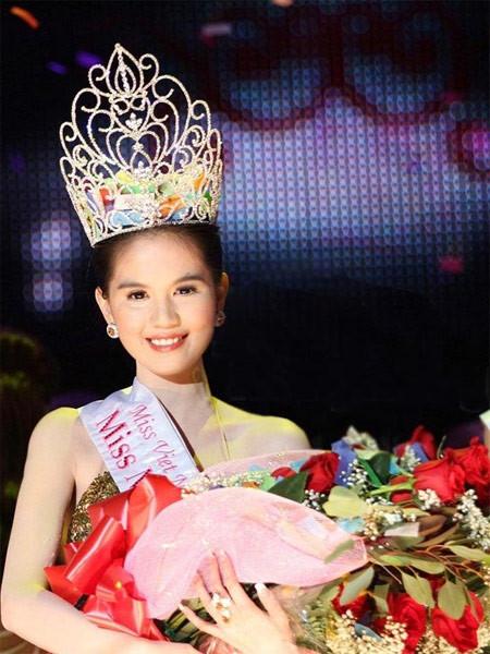 Những cuộc thi người đẹp Việt đăng quang bị gắn mác 'hoa hậu ao làng'