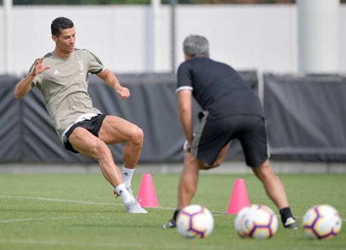 Ronaldo,Juventus