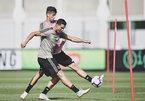 """Ronaldo miệt mài """"luyện công"""" chờ khai hỏa ở Juventus"""