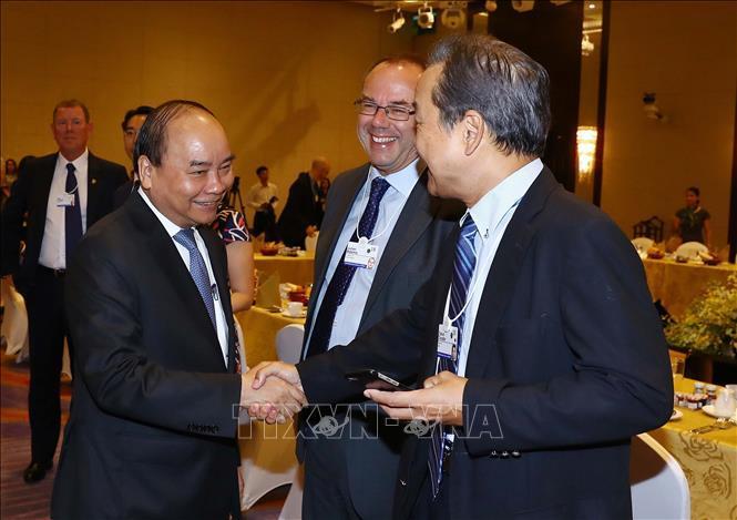 diễn đàn kinh tế Asean,công nghệ 4.0,Hội nghị WEF ASEAN,Thủ tướng Nguyễn Xuân Phúc,Nguyễn Xuân Phúc
