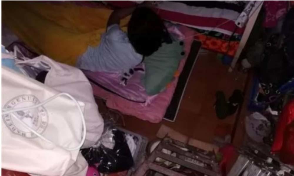Cô gái 18 tuổi sống dưới hầm tự đào 10 năm không ai hay biết
