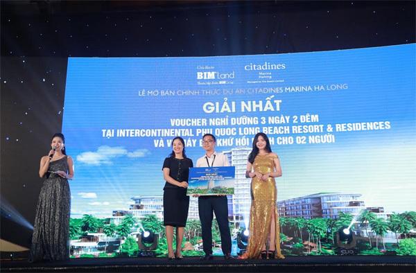 Mở bán dự án căn hộ cao cấp Citadines Marina Halong