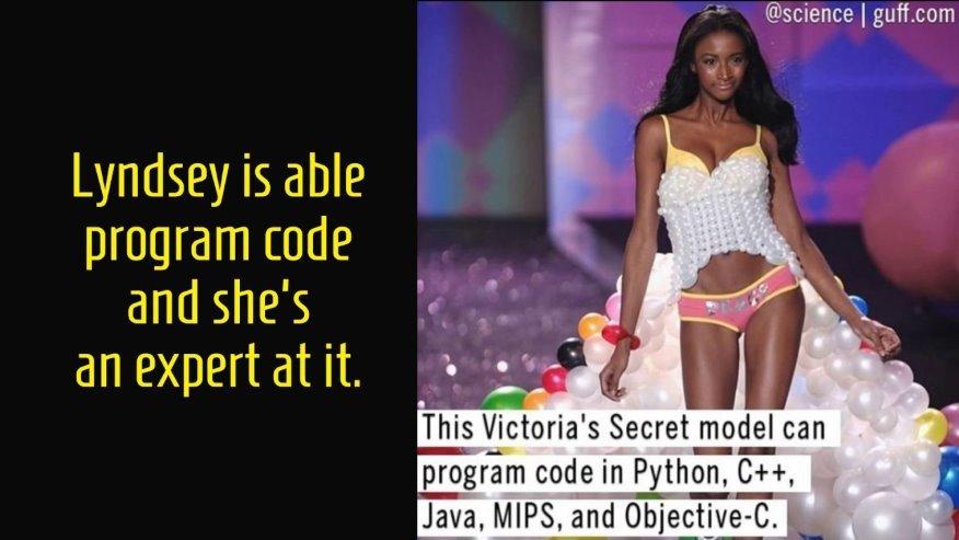 siêu mẫu,Victoria Secret