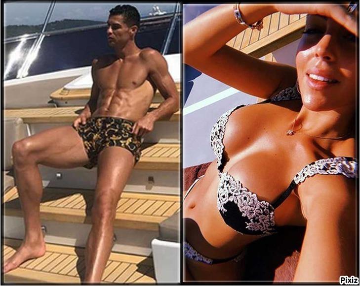 Ronaldo,Cristiano Ronaldo,Bạn gái Ronaldo,Georgina Rodriguez