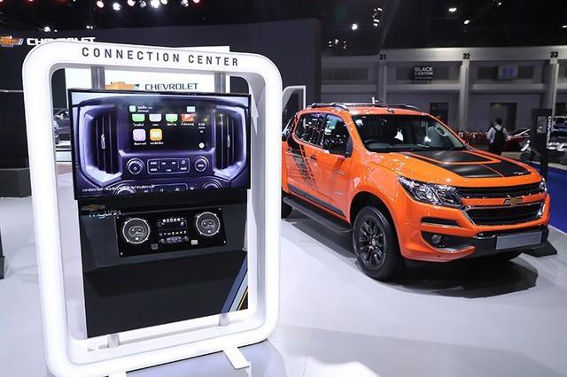 Trật tự mới trên thị trường xe bán tải