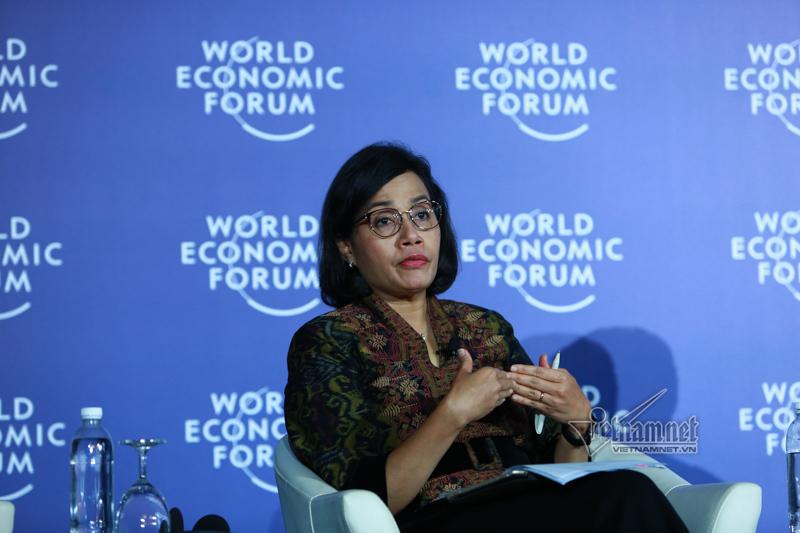 WEF,ASEAN,hội nghị WEF ASEAN,diễn đàn kinh tế thế giới,cách mạng 4.0,chuyển đổi số,Bộ TT&TT