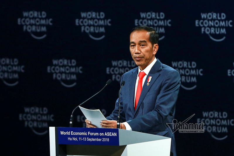 WEF,ASEAN,hội nghị WEF ASEAN,diễn đàn kinh tế thế giới,cách mạng 4.0