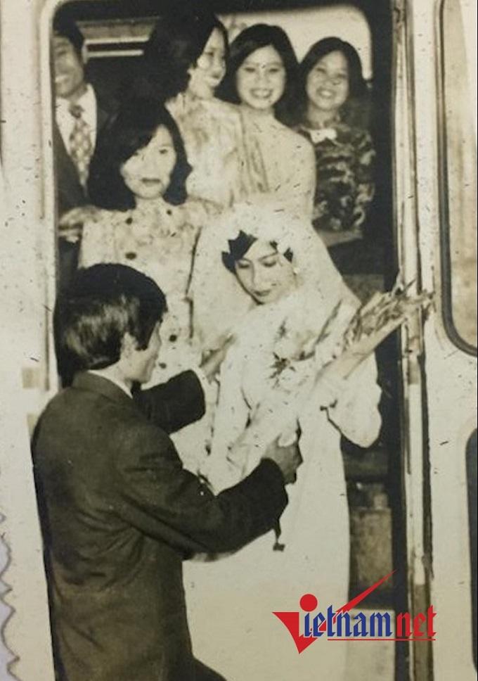 Đám cưới trong gia đình người Hà Nội xưa qua ảnh
