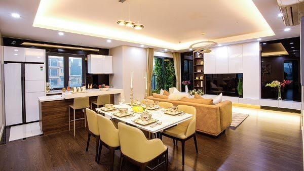Lý do chung cư cao cấp ngày càng hút khách