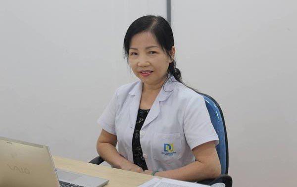 Bác sĩ Doãn Thị Tường Vy
