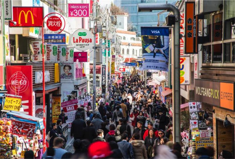 Du lịch Nhật Bản,Tokyo