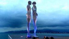 Những bờ biển sở hữu bức tượng nổi tiếng thế giới