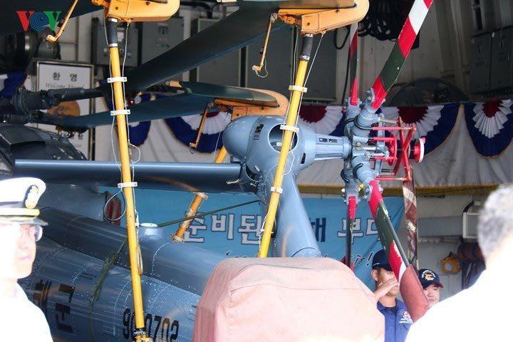 Hình ảnhtàu khu trục Hàn Quốc thăm Đà Nẵng