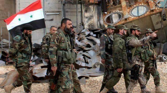 phiến quân,Syria,thành trì cuối cùng,nội chiến