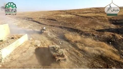 Video hoạt động của Lực lượng Mãnh Hổ Syria: