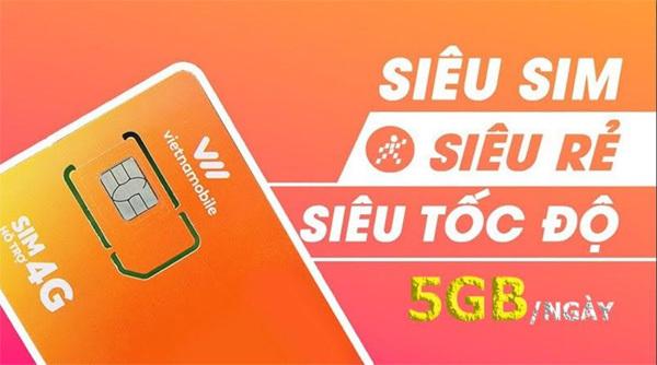 Siêu SIM Vietnamobile độc quyền tại TGDĐ: Data 150GB/tháng