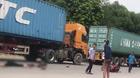 2 anh em bị xe container đâm thương vong trong ngày giỗ mẹ