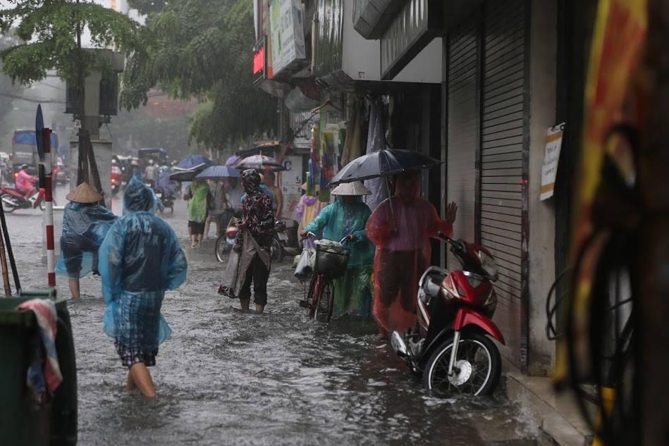Dự báo thời tiết 13/9: Bão chồng siêu bão,Bắc Bộ hứng mưa to