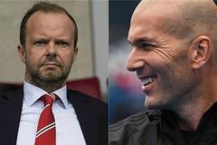 Zidane ra điều kiện ký MU, Man City vui như tết