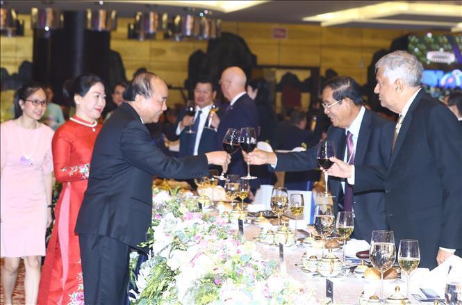 Thủ tướng Nguyễn Xuân Phúc,Nguyễn Xuân Phúc,diễn đàn kinh tế Asean,công nghệ 4.0,Hội nghị WEF ASEAN