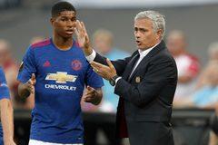 MU bỏ phí Rashford: Thêm lý do đuổi Mourinho, mời Zidane