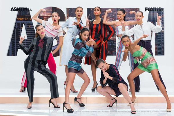 Thanh Vy tụt hạng áp chót ở Asia's Next Top Model