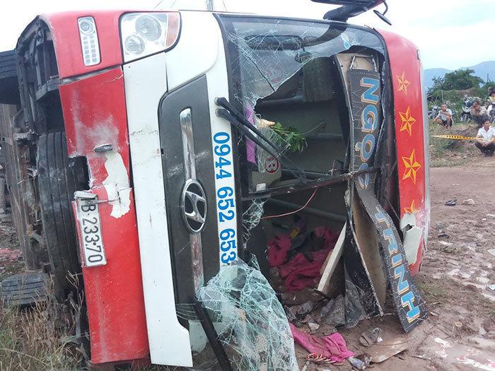 tai nạn giao thông,Bình Định,tai nạn,tai nạn ô tô