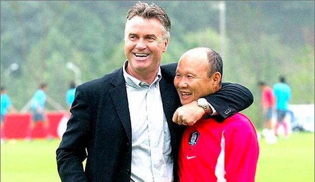 Cơn sốt thầy Park 'đụng' phù thủy Hiddink ở U23 châu Á 2020