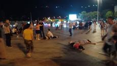Đâm xe vào đám đông ở TQ, ít nhất 9 người chết