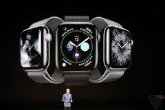 Apple Watch Series 4 ra mắt: Đẹp hơn, kiêm máy điện tâm đồ, giá 11,6 triệu